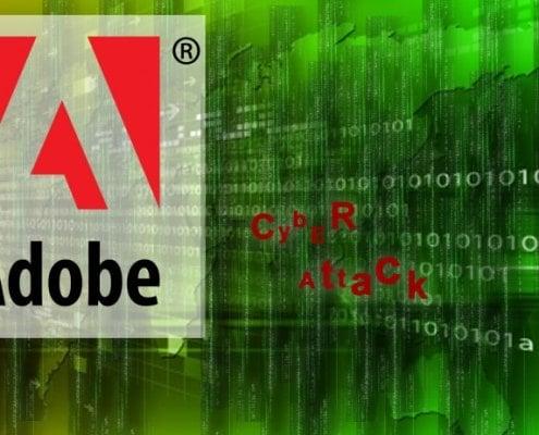 Adobe gets cyber-attacks
