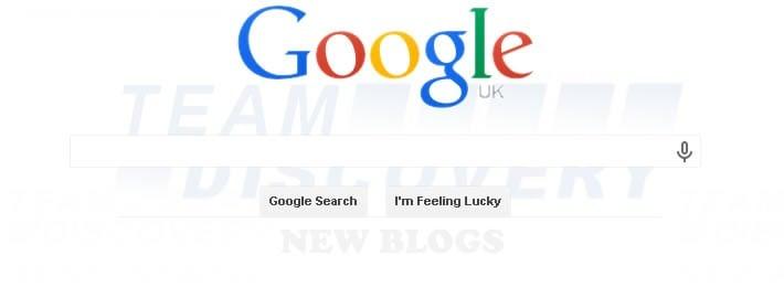 It's always Google - 'nuff said