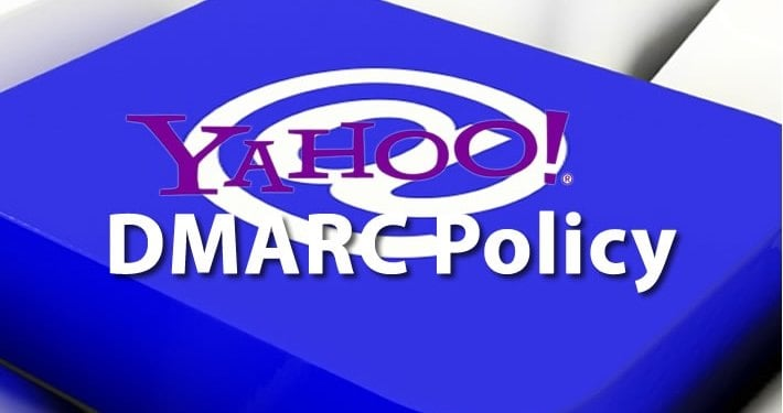 Mail delivery failed: Yahoo DMARC Policy