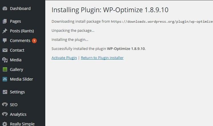 WP-Optimized-install