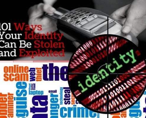 101 ways your identity can be stolen