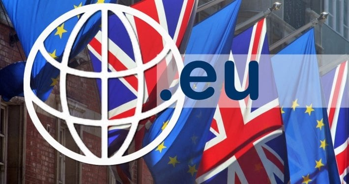 Brexit and eu domain